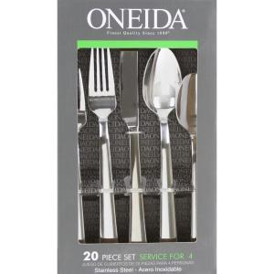 Robinson Home Products Oneida Madison 20-Piece Flatware Set by Robinson Home Products