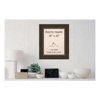 Milano 16 in. x 20 in. Bronze Picture Frame
