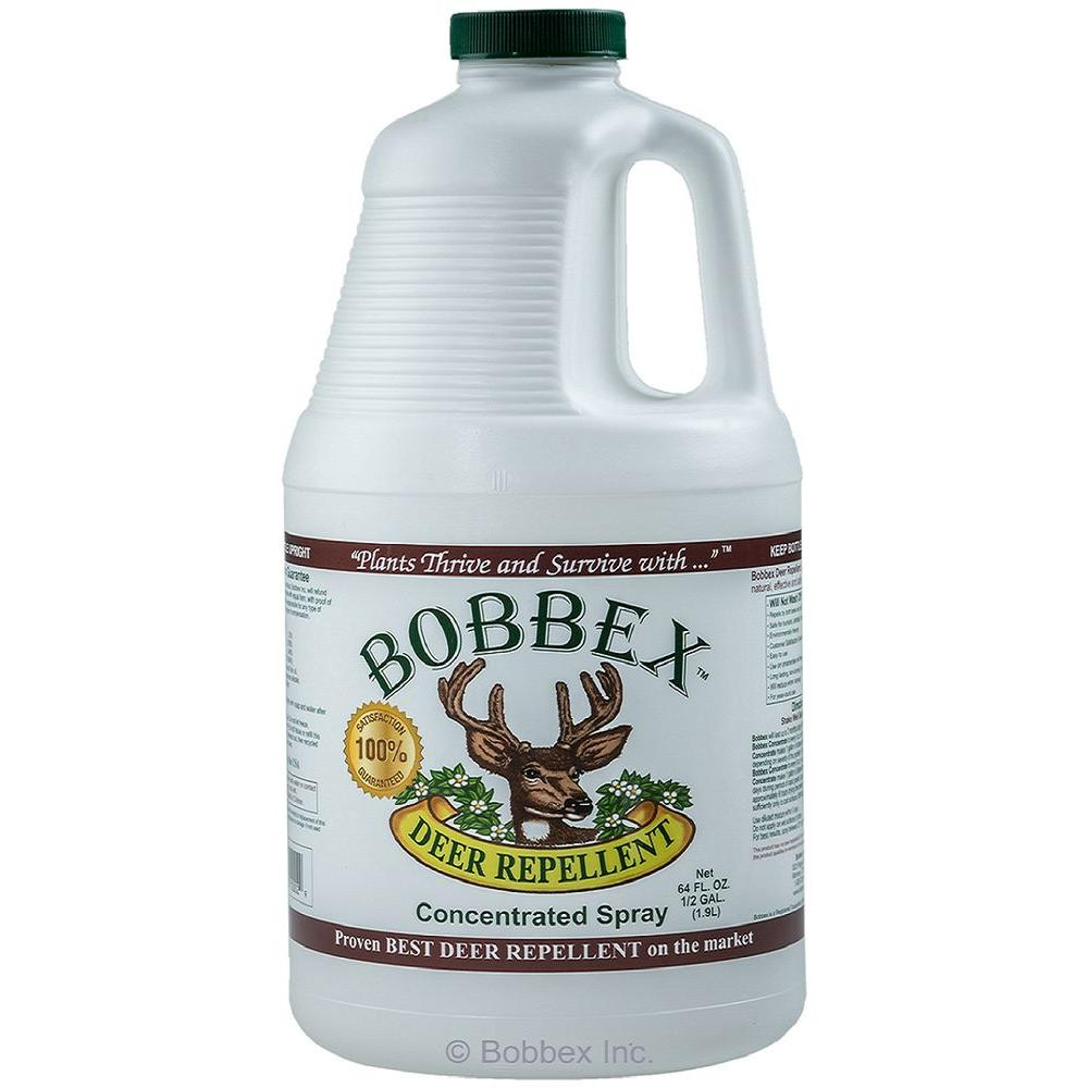 0.5 Gal. Bobbex Deer Repellent Concentrated Spray