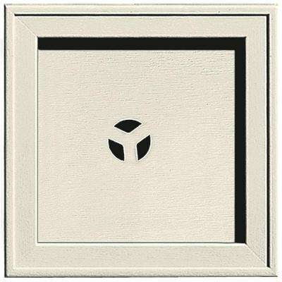 7.75 in. x 7.75 in. #082 Linen Recessed Square Universal Mounting Block