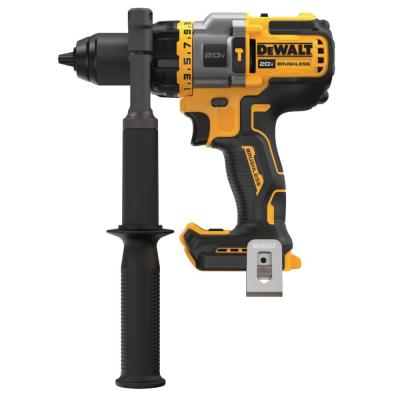 20-Volt MAX Brushless Cordless 1/2 in. Hammer Drill/Driver with FLEXVOLT ADVANTAGE (Tool Only)