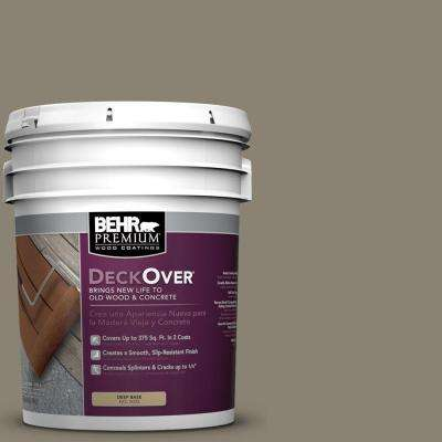5 gal. #SC-154 Chatham Fog Solid Color Exterior Wood and Concrete Coating