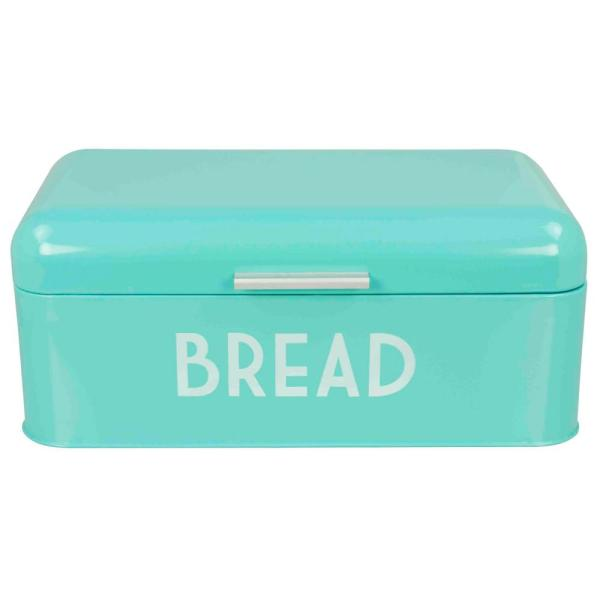 Turquiose Bread Box