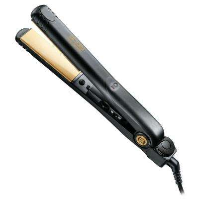 1 in. Ceramic Clamp Flat Iron Hair Straightener