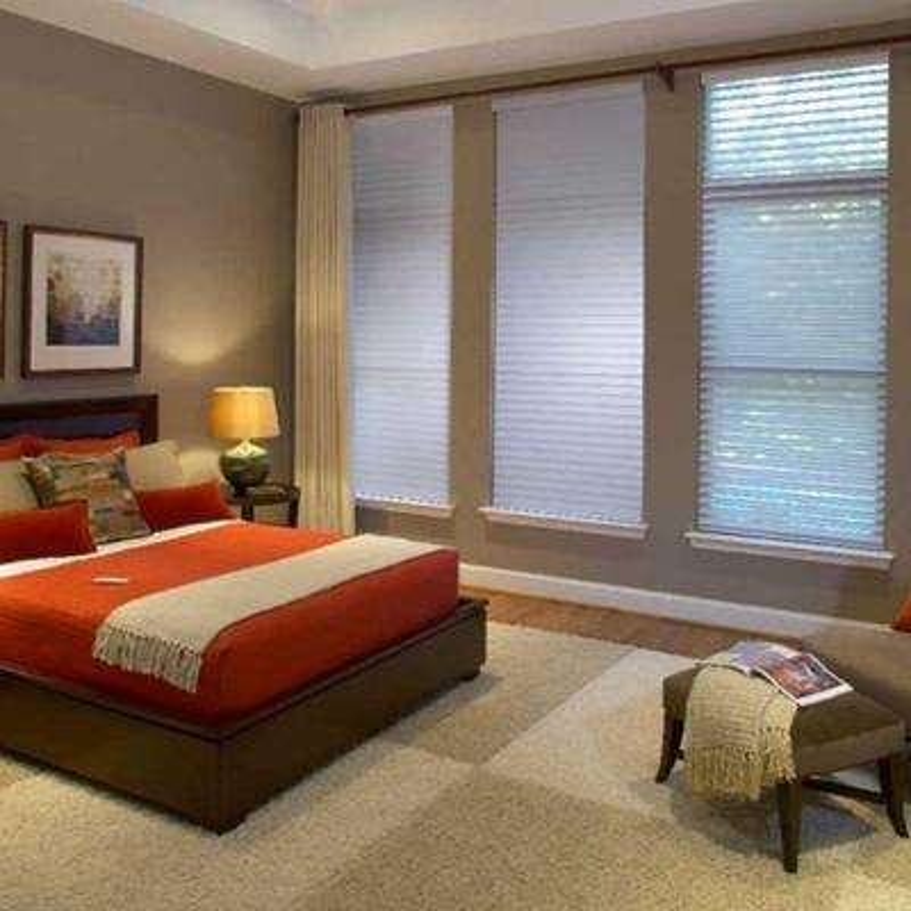2 in. Room Darkening Horizontal Sheer Shade
