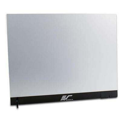 PicoScreen 10 in. H x 14 in. W Manual Projection Screen - Versa White and Star Bright 4