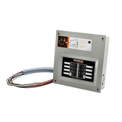 Homelink 50 AMP Upgrade-able Manual Transfer Switch
