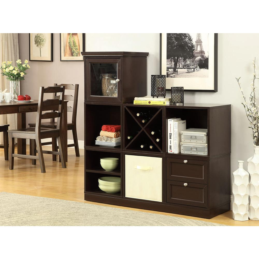 home depot office cabinets. Espresso 15 In. X Cube Home Depot Office Cabinets R