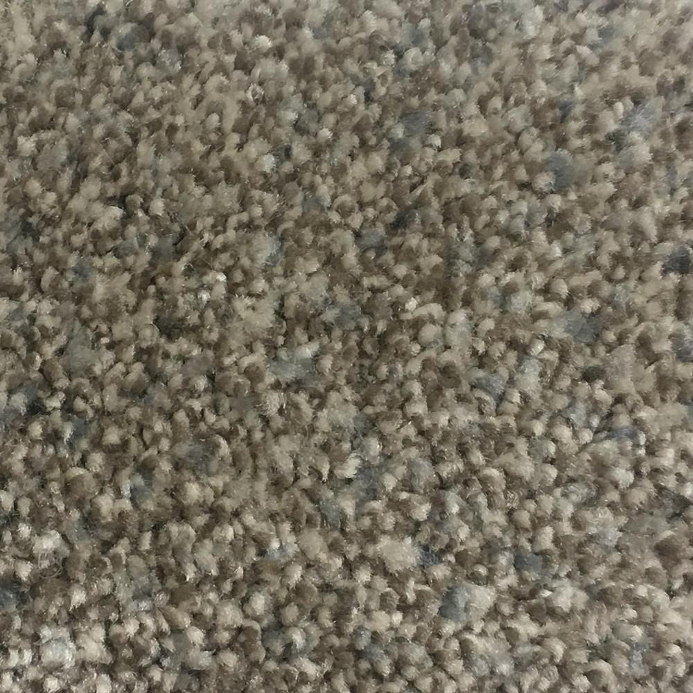 Carpet Sample - Calypso II - Color Neptune Texture 8 in. x 8 in.