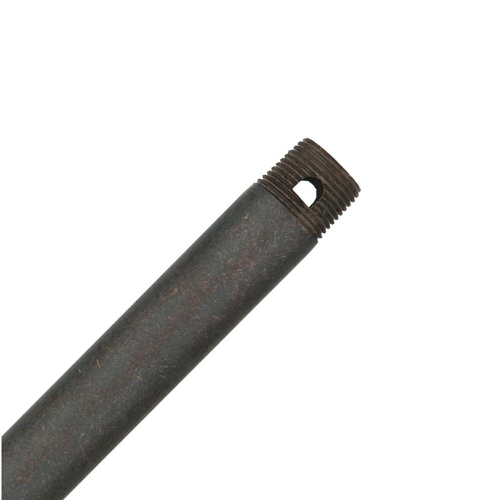 Hunter 36 in. Weathered Bronze Extension Downrod-DISCONTINUED