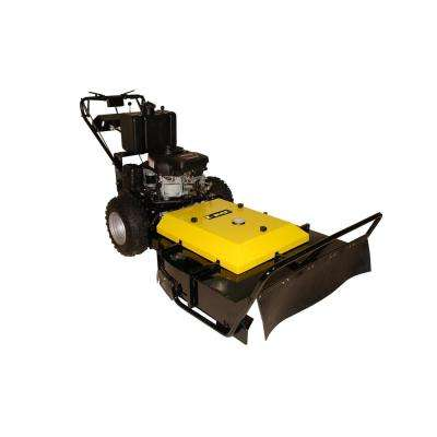 36 in. 22 HP Robin Subaru Gas Commercial Duty Dual Hydro Walk Behind Brush Mower