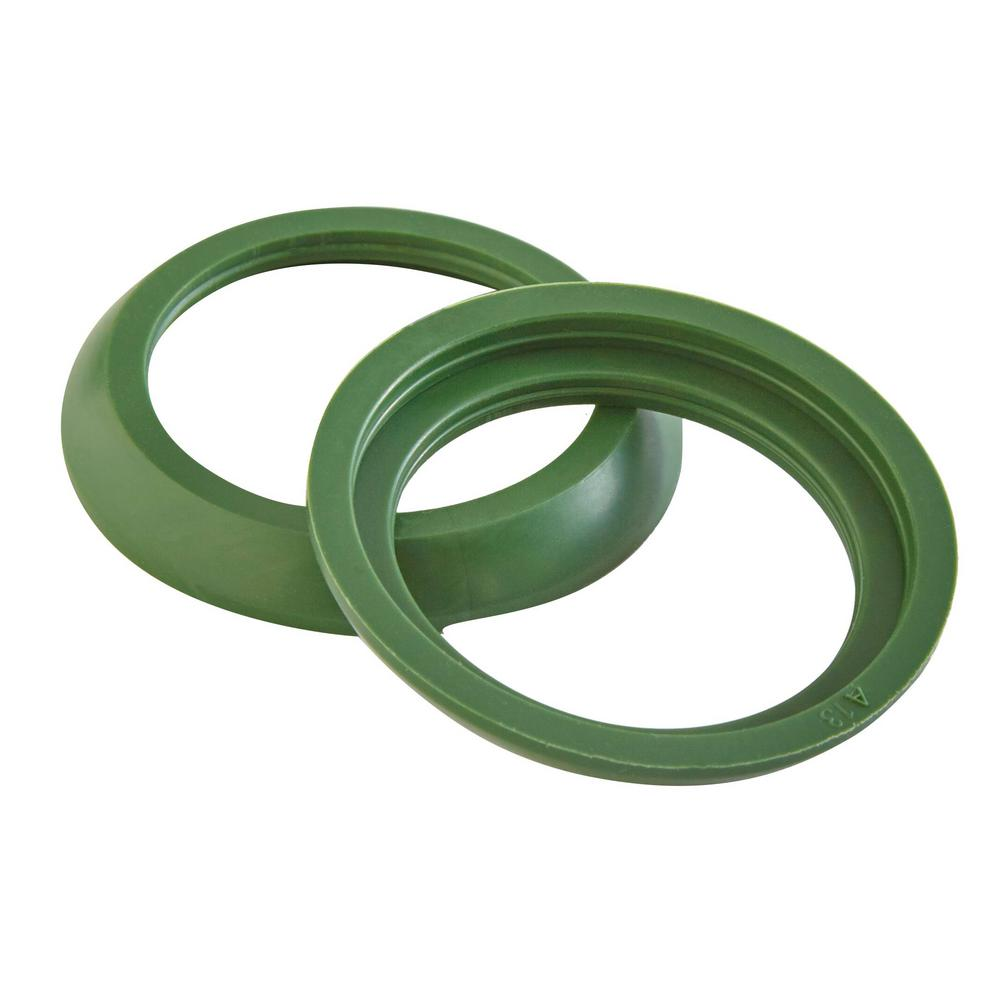 Everbilt 1-1/2 in. x 1-1/4 in. Reducing Washer (2-Pack)
