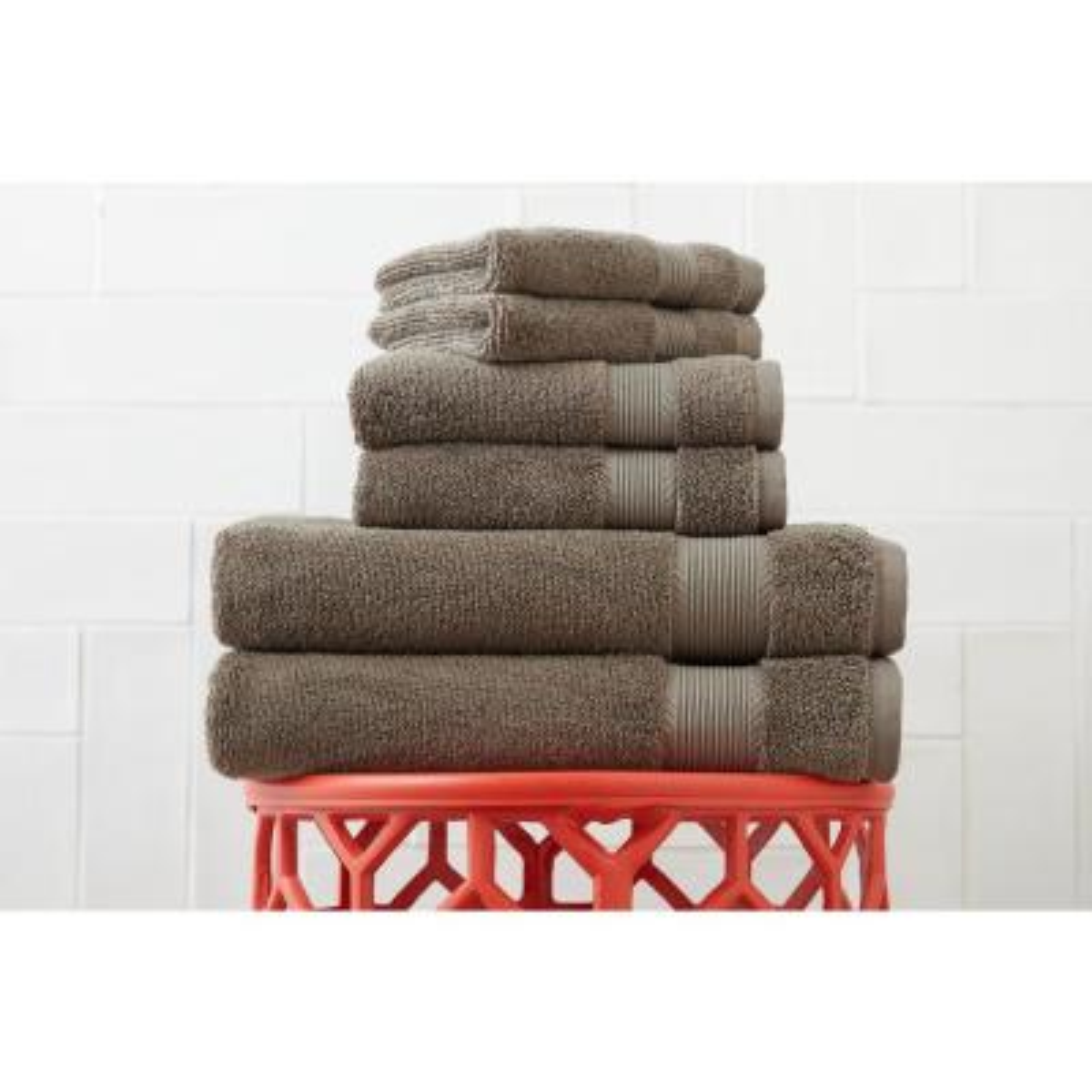 6 Piece Hygrocotton Towel Set