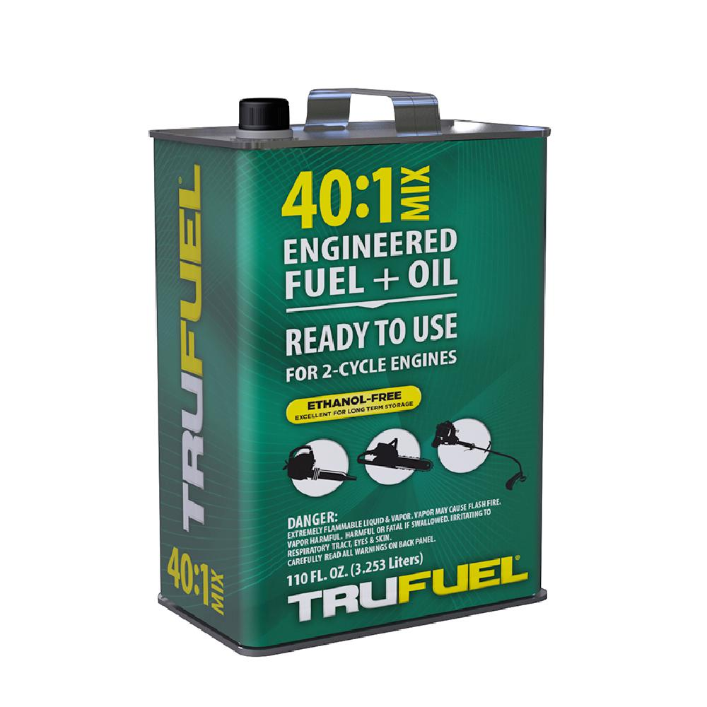 TruFuel 110 oz. 40:1 Pre Oil Mix Case