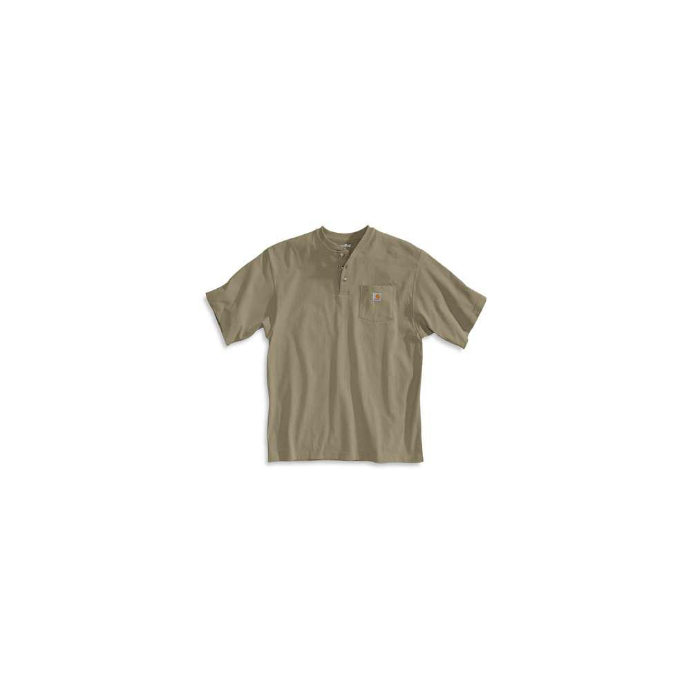 Men's Regular Large Desert Cotton Short-Sleeve T-Shirt