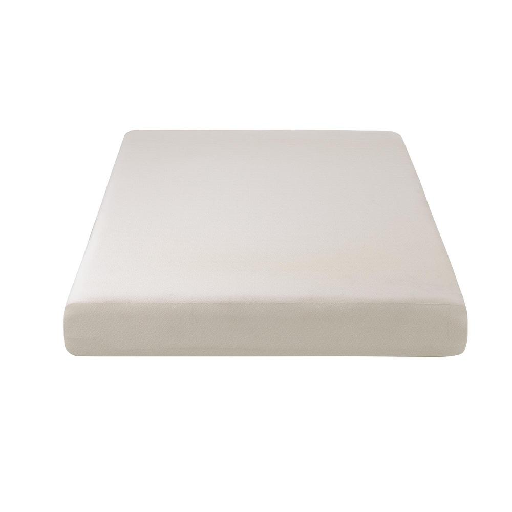Signature Sleep Memoir 10 Twin Medium To Firm Memory Foam Mattress 6005149 The Home Depot