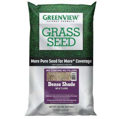 20 lbs. Fairway Formula Grass Seed Dense Shade Mixture