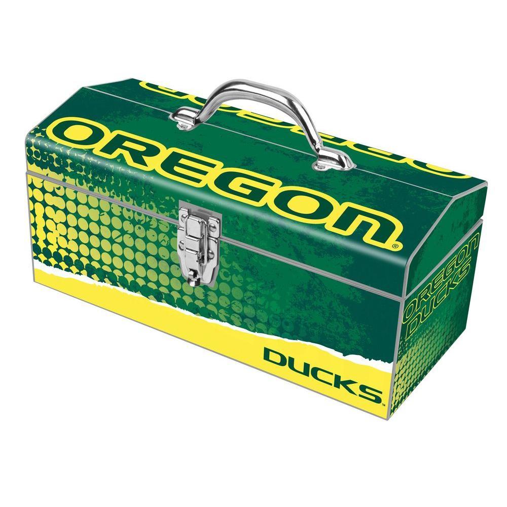 16 in. University of Oregon Art Tool Box