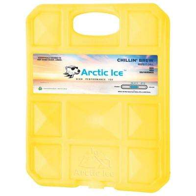 Chillin Brew Team Sports Yellow Cooler Pack