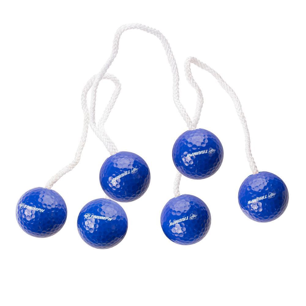 Blue Tournament Ladderball Bolas