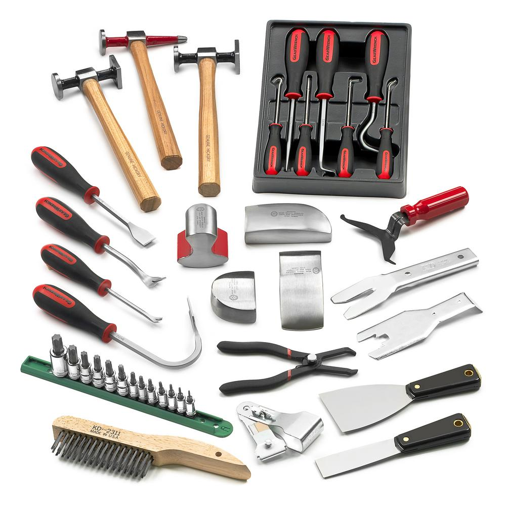 Auto Body TEP Career Builder Set (39-Piece)