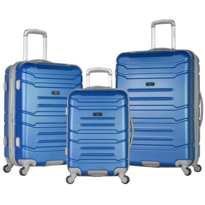 DENMARK 3-Piece ABS Expandable Hardcase Spinner Set