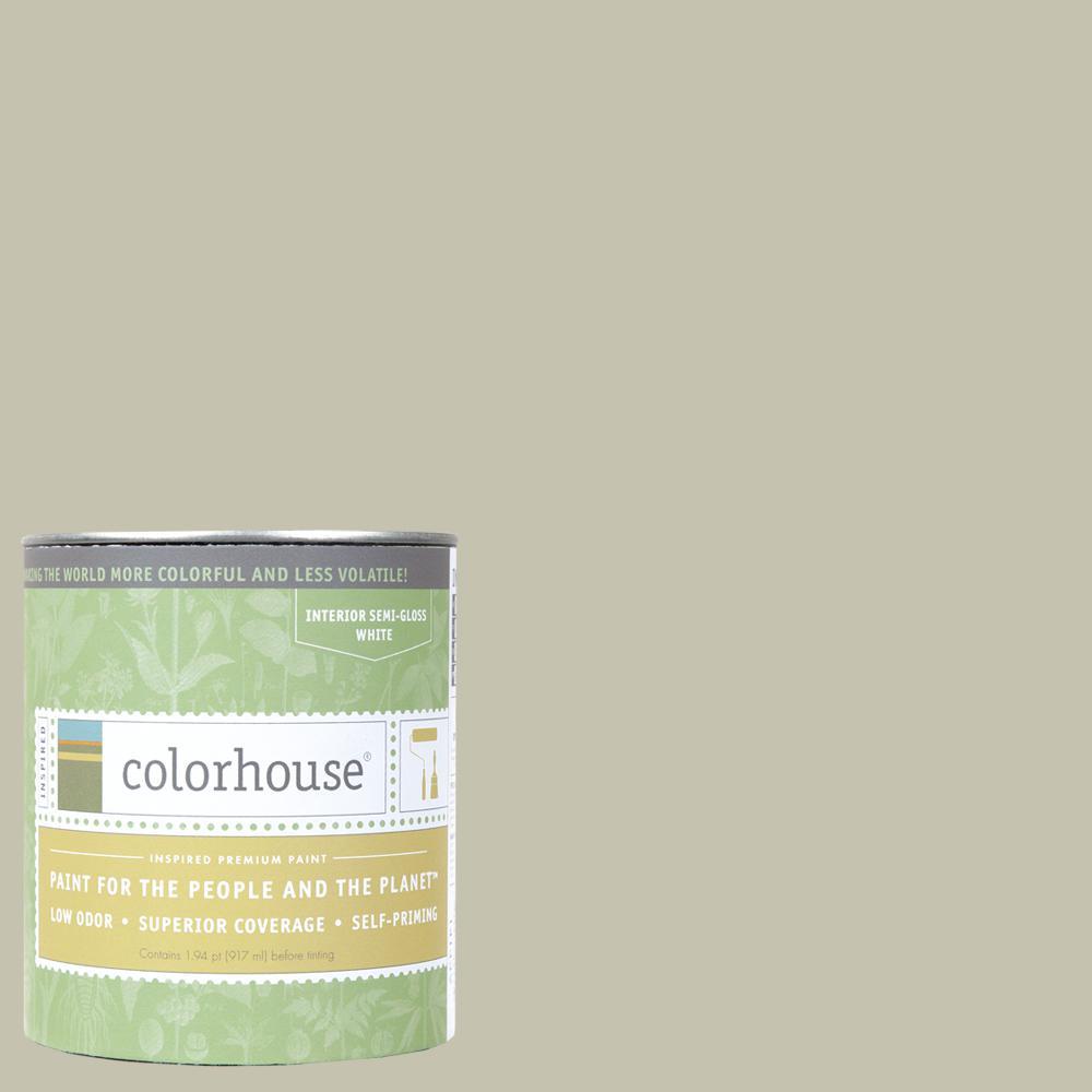 1 qt. Nourish .02 Semi-Gloss Interior Paint
