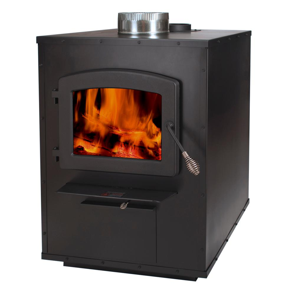 Stove with water heater with fireplace: reviews 32