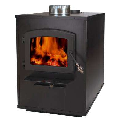3,000 sq. ft. Wood-Burning Add-On Furnace