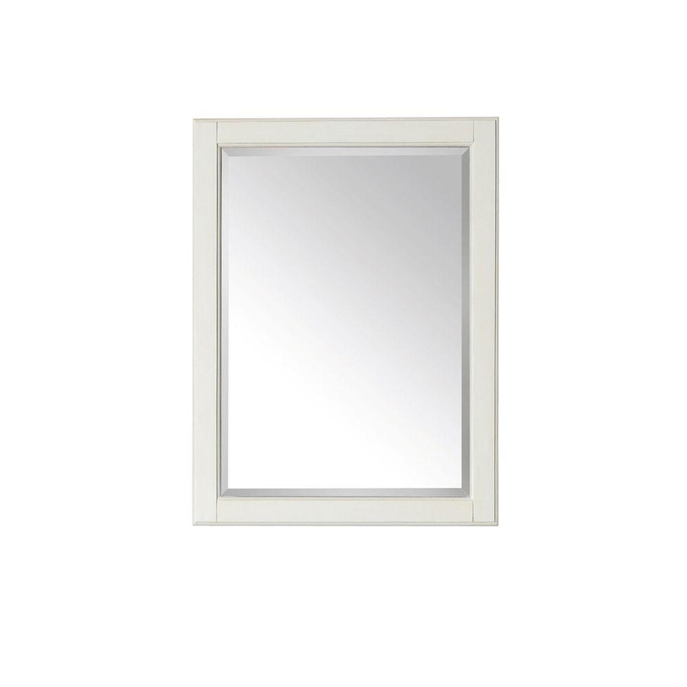 Hamilton 32 in. L x 24 in. W Framed Wall Mirror