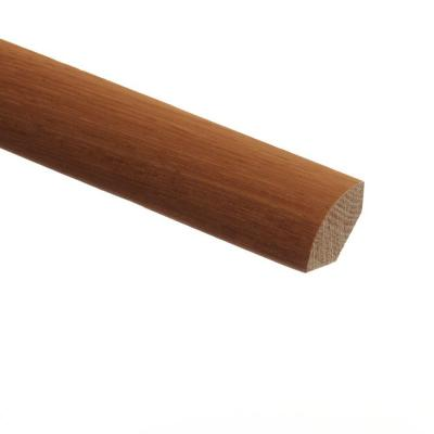 Hickory Country/SS Country Natural/Pristine 3/4 in. Thick x 3/4 in. Wide x 94 in. Length Hardwood Quarter Round Molding