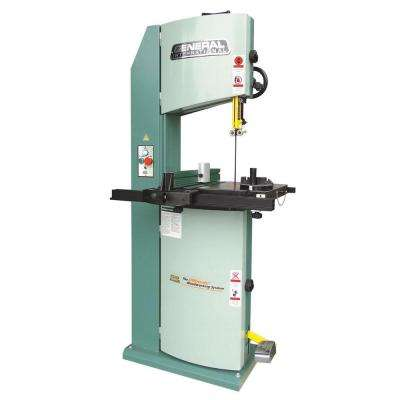 Deluxe 12-Amp 14 in. Wood Cutting Band Saw