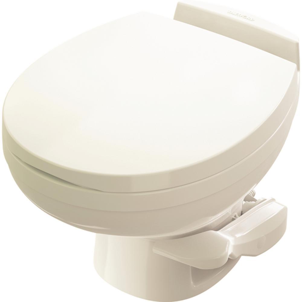 Aqua-Magic Low Profile Bone Residence Permanent Toilet