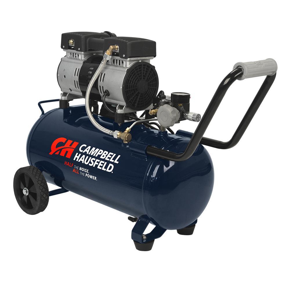 8 Gal. Electric Quiet Hot Dog Air Compressor