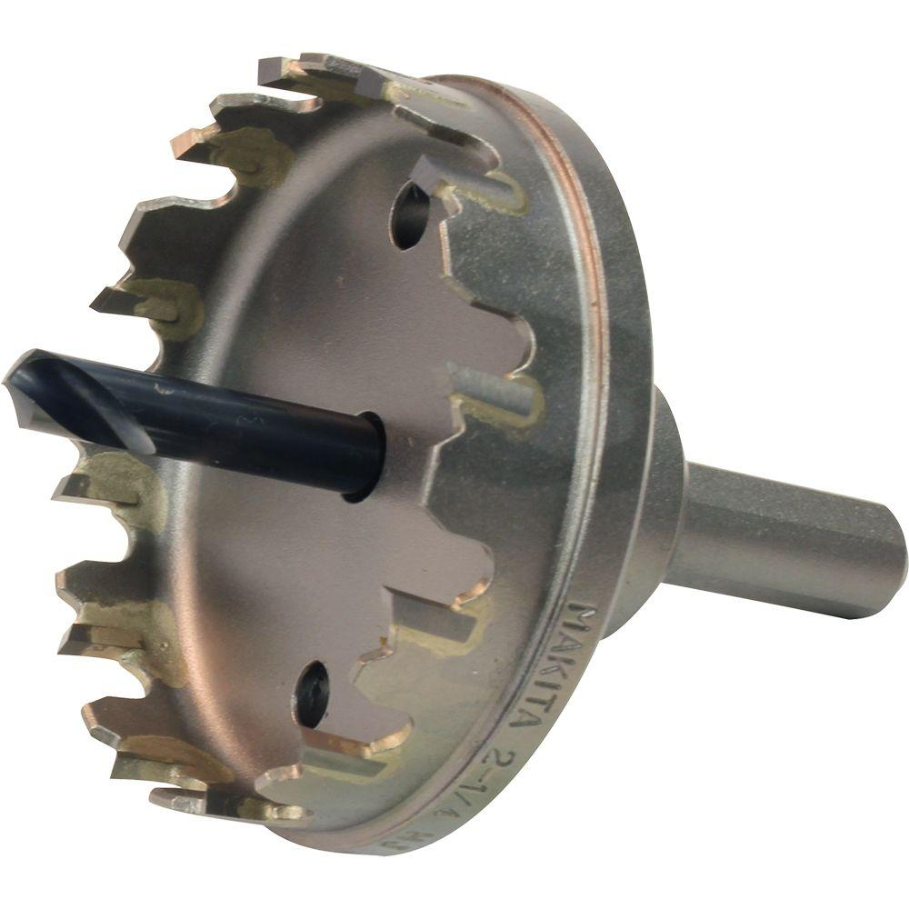 Makita 2-1/4 in. Carbide-Tipped Hole Saw
