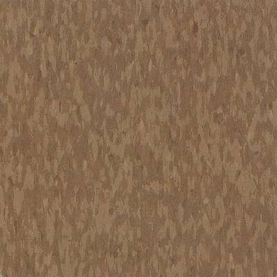 Take Home Sample - Imperial Texture VCT Humus Standard Excelon Commercial Vinyl Tile - 6 in. x 6 in.