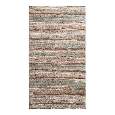 2550487760 Shoreline Multi 1 ft. 8 in. x 3 ft. Striped Accent Rug ...