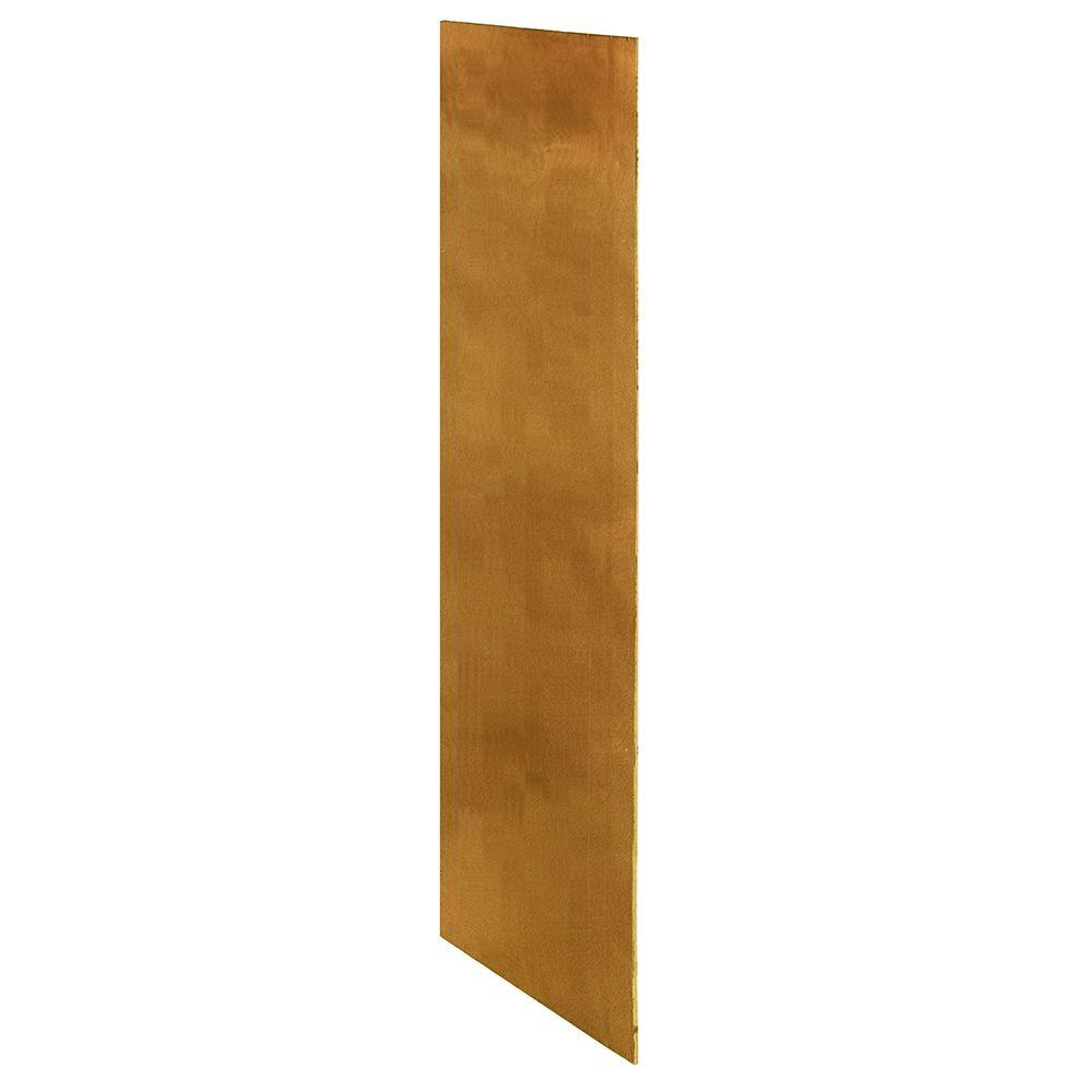 Home Decorators Collection Toffee Glaze Assembled 23.25x12x0.1875 ...