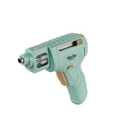Martha Stewart 4V Cordless Drill Driver with Quick-Bit Swap System