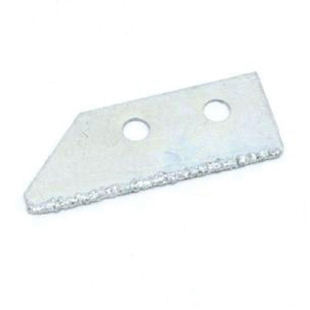 Marshalltown 2 in. Replacement Blade for Part 446 Grout Saw