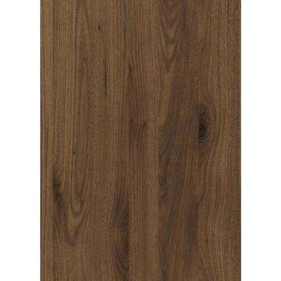 26 in. x 78 in. Missouri Walnut Self-adhesive Vinyl Film for Furniture and Door Renovation/Decoration