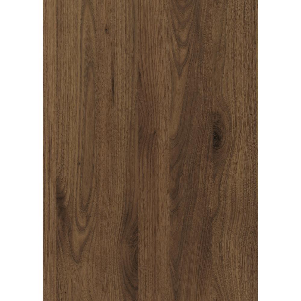 26 in. x 78 in. Missouri Walnut Self-adhesive Vinyl Film for Furniture and Door Renovation/Decoration