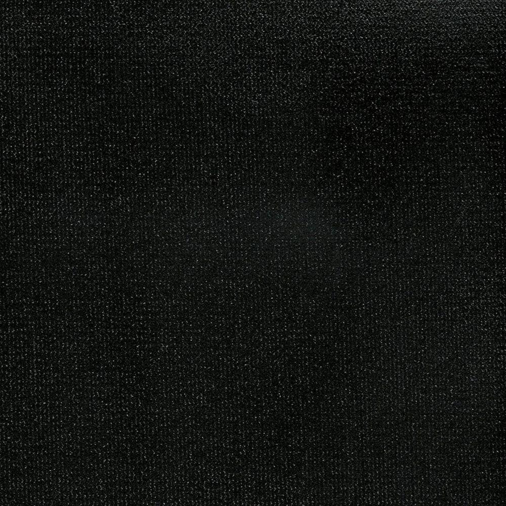 Creative Covering Black Shelf Liner (Set of 6)