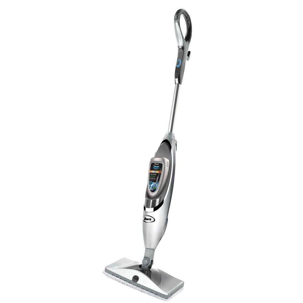 Shark Pro Steam and Spray Mop Steam Cleaner-SK435CO - The Home Depot