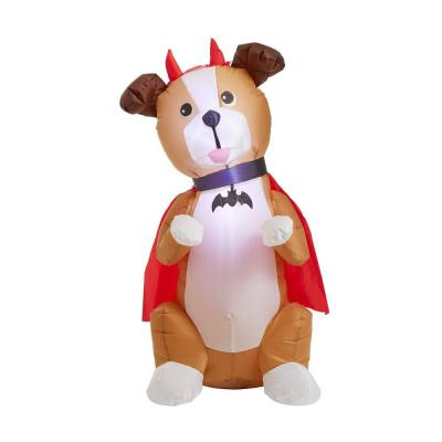 3.5 ft. Devil Dog Halloween Inflatable