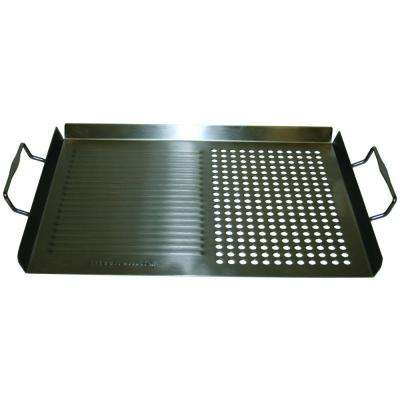 Grill Topper