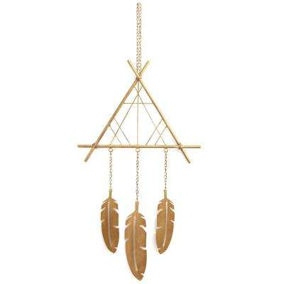 Metal Boho Dream Catcher