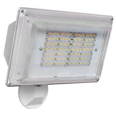 180° White Outdoor Integrated LED Wall Pack Light