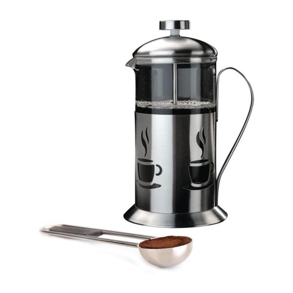 BergHOFF Studio 2.5-Cup French Press with Clipping Coffee Scoop 2211337