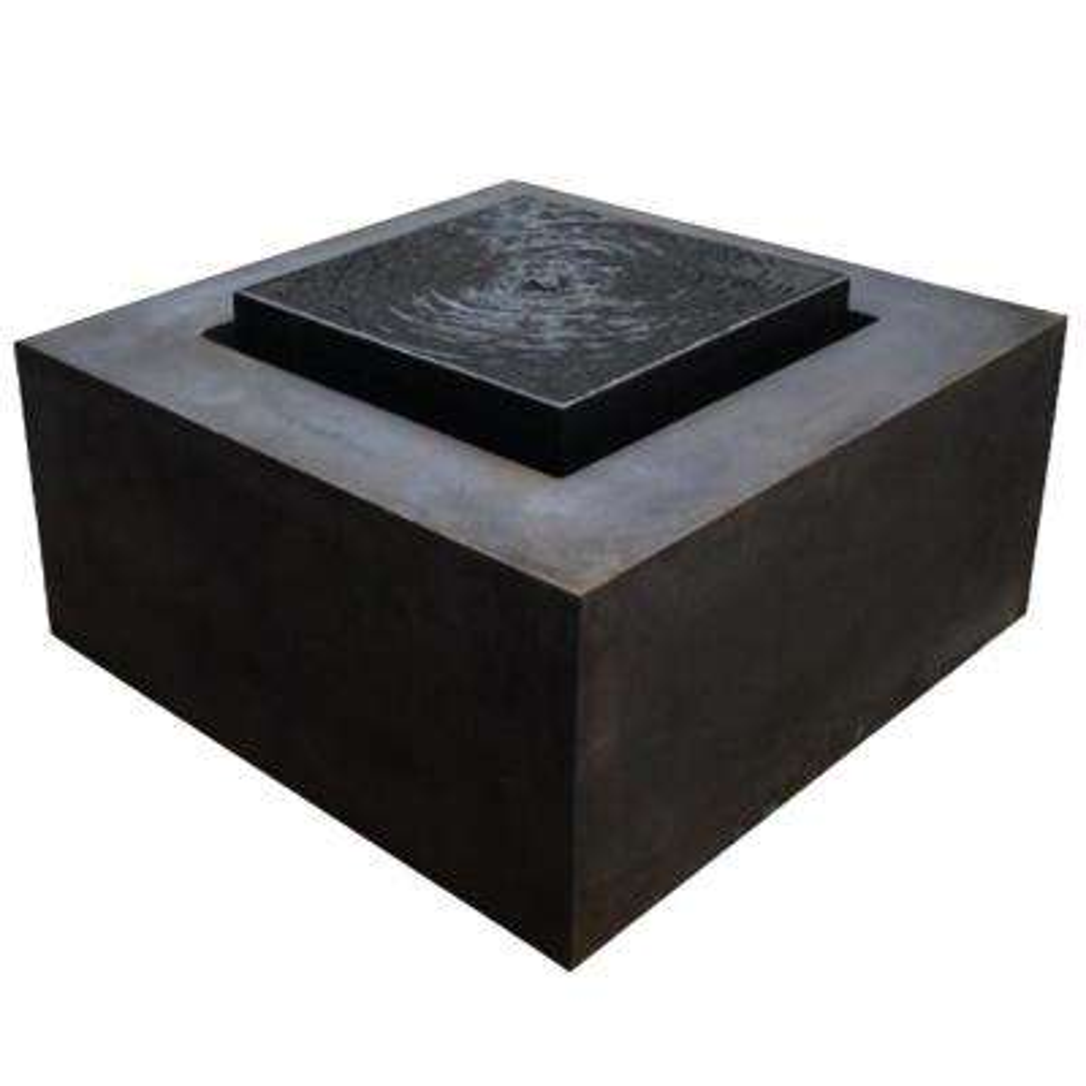 Pierre Fiberglass Reinforced Concrete Fountain